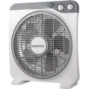 Daewoo Ανεμιστήρας Box Fan Dcool 12D White