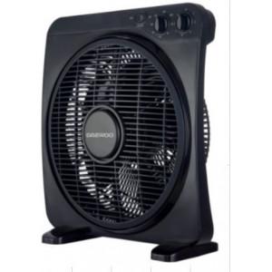 Daewoo Ανεμιστήρας Box Fan Dcool 12D black