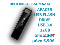 APACER USB FLASH DRIVE AH352, USB 3.0, 32GB