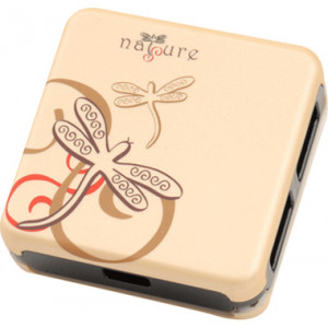 USB 2.0 Hub 4 θυρες Enchanted Nature G-CUBE INC GUE-55N