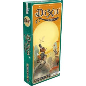 DIXIT 4 - ORIGINS ΕΠΙΤΡΑΠΕΖΙΟ ΚΑΙΣΣΑ ΠΑΙΚΤΕΣ 3-6 8+