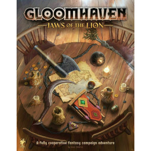GLOOMHAVEN - JAWS OF THE LION ΠΑΙΚΤΕΣ 1-4 12+