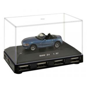 USB 2.0 hub BMW Z4 4 θύρες AUTODRIVE ADHU-BMW 102BU