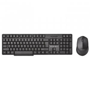 Keyboard & Mouse Wireless Element KB-255WMS