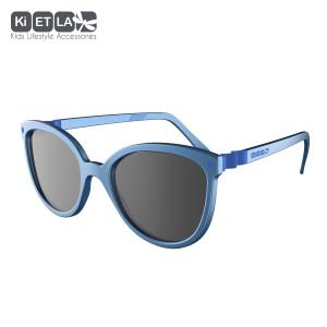 KiETLA Γυαλιά Ηλίου 9-12 ετών CraZyg-Zag SUN BuZZ Blue BU6SUNBLUE