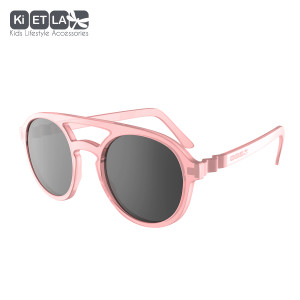 KiETLA Γυαλιά Ηλίου 9-12 ετών CraZyg-Zag SUN PiZZ Pink PI6SUNPINK