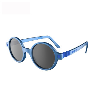 KiETLA Γυαλιά Ηλίου 9-12 ετών CraZyg-Zag SUN RoZZ Blue R6SUNBLUE