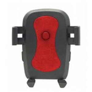 Βάση Στήριξης Αυτοκινήτου 360° Universal Car Κόκκινο-Μαύρο για Smartphone 3' έως 6' Ίντσες 22688