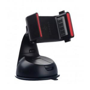 Βάση Στήριξης Αυτοκινήτου 360° Universal Car Μαύρο για Smartphone 3' έως 6' Ίντσες 22689