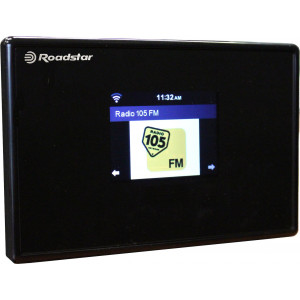 Mini Internet Radio με δέκτη Bluetooth