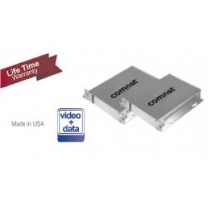 Μεταδοση σηματος video / data μεσω οπτικης ινας COMNET COMPAK1031M1 (ΕΩΣ 12 ΑΤΟΚΕΣ ΔΟΣΕΙΣ)