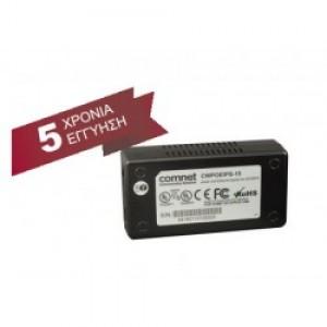 PoE midspan injectors (Ethernet) COMNET CWPOEIPS-15