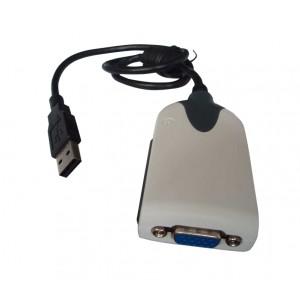 ΜΕΤΑΤΡΟΠΕΑΣ USB ΣΕ VGA OEM CVT-100