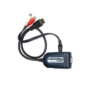 ΜΕΤΑΤΡΟΠΕΑΣ HDMI ΣΕ VGA OEM CVT-120