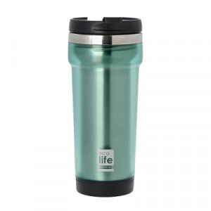 ECOLIFE COFFE THERMOS 420ML GREEN 33-BO-4007 -1478