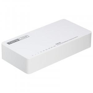 TOTOLINK 8-Port 10/100Mbps Desktop Switch
