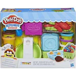 GROCERY GOODIES PLAY-DOH HASBRO