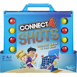 HASBRO SCORE 4-CONNECT 4 SHOTS ΠΑΙΚΤΕΣ 2 8+