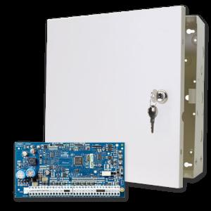 HS2128NKE - Πινακας 8-128 ζωνων με Μεταλλικο Κουτι PN07509
