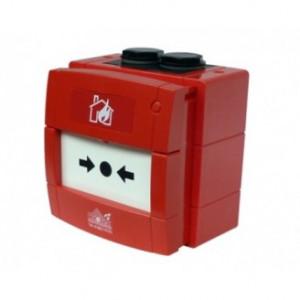 MCP230 Πλήκτρο αναγγελίας φωτιάς εξωτερικού χώρου