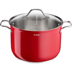 TEFAL ΜΑΡΜΙΤΑ INTUITION RED 22CM 5,1 L