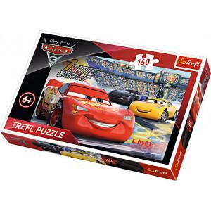 TREFL PUZZLE 160PCS CARS 817-15339