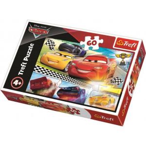 ΠΑΖΛ TREFL 60ΤEM. CARS 817-17334