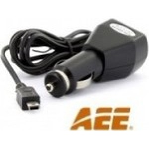 AEE SDA09 , CAR CHARGER FOR AEE Action Cameras 12-24V