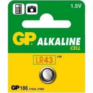 ΜΠΑΤΑΡΙΑ GP alkaline cell 1.5V 189, LR54, V10GA 1 ΤΜΧ
