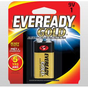 ΜΠΑΤΑΡΙΑ EVEREADY GOLD 9V 6LR61