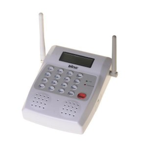ΣΥΝΑΓΕΡΜΟΣ ΑΣΥΡΜΑΤΟΣ  ΜΕ GSM & AUTO DIALLER HOME SAFE T068S