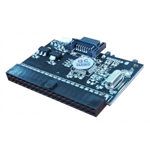 POWERTECH Καρτα Επεκτασης IDE to SATA, Chipset JMB20330