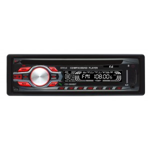 RADIO-CD. ΑΥΤΌ.ΜΕ BLUETOOTH, USB & F&U CD-3590BT