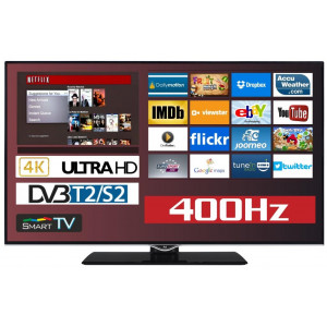 ΤΗΛΕΟΡΑΣΗ F&U 43 ΙΝΤΣΩΝ SMART TV - FL2D4303UH 4K 400HZ