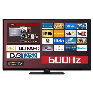ΤΗΛΕΟΡΑΣΗ F&U 50 ΙΝΤΣΩΝ SMART TV - FL2D5003UH 4K 600HZ