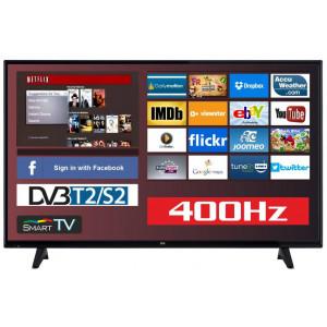 ΤΗΛΕΟΡΑΣΗ F&U 55 ΙΝΤΣΩΝ SMART TV - FLS55201 FULL HD 400HZ