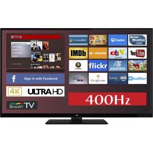 ΤΗΛΕΟΡΑΣΗ F&U 43 ΙΝΤΣΩΝ SMART TV - FL2D4302UH 4Κ 400HZ