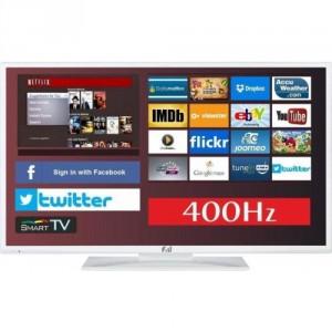 ΤΗΛΕΟΡΑΣΗ F&U 43 ΙΝΤΣΩΝ SMART TV - FLS43798ΝWH FULL HD 400HZ (ΕΩΣ 6 ΑΤΟΚΕΣ ΔΟΣΕΙΣ)