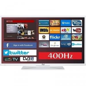 ΤΗΛΕΟΡΑΣΗ F&U 43 ΙΝΤΣΩΝ SMART TV - FLS43799NSWH FULL HD 400HZ (ΕΩΣ 12 ΑΤΟΚΕΣ ΔΟΣΕΙΣ)