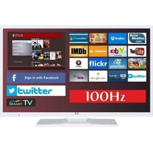 ΤΗΛΕΟΡΑΣΗ F&U - SMART TV 32 LED  FLS32798NWH 100HZ  NETFLIX    ΛΕΥΚΗ