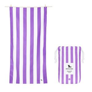 Dock & Bay Πετσέτα Quick Dry Brighton Purple 0637390984964