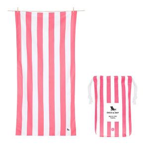 Dock & Bay Πετσέτα Quick Dry Kuta Pink 0650966960193