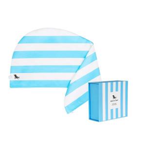 Dock & Bay Πετσέτα μαλλιών Hair Wrap Tulum Blue 0650966961169