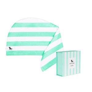 Dock & Bay Πετσέτα μαλλιών Hair Wrap Narabeen Green 0650966961176