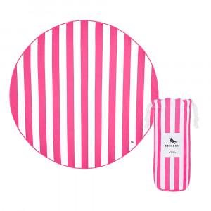 Dock & Bay Στρογγυλή Πετσέτα Quick Dry Phi Phi Pink 170cm 0650966961244