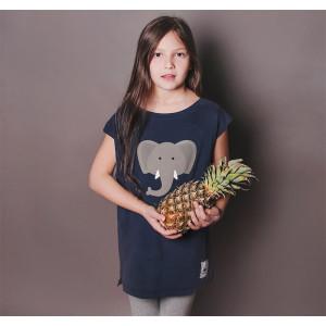 """Keen Organic: Φόρεμα χωρίς μανίκια """"Elephant"""" 101-G-ELEPHANT-4Y"""