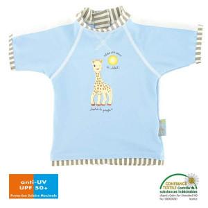 Mayoparasol Μπλούζα με UV προστασία για αγόρι Sophie la Girafe 40929-40930