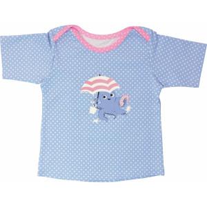 Mayoparasol Μπλούζα με UV προστασία κοντό μανίκι Celestine Mariniere 41089