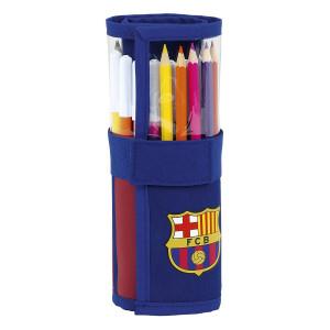 Safta: Κασετίνα Roll up με 27 τεμάχια Barcelona 411729786