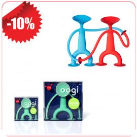 ΈΚΠΤΩΣΗ 10%: Moluk Παιχνίδι ανακάλυψης - Oogi Red + Blue + Glow + Glow Junior 43101+43102+43110+43210